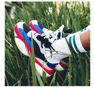 2019 autumn and winter light running shoes color matching thick bottom shoes retro old shoes sports wind casual wind