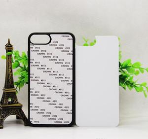 New 2D Sublimation plástico rígido DIY Designer Phone Case TPU PC sublimar em branco Capa para iPhone 11 pro XS MAX XR Samsung S20 S10 Além disso,