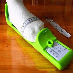 3 cores do pé do bebê Régua Crianças Bebê Valor do Pé Instrumento de medição da régua infantil Calçados Acessórios de calibre Tools # YL5