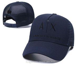 2020 Holesale AX AJ Snapback Golf Exchange Baseball Caps Leisure Hats Bee Snapbacks Hats Outdoor Golf Sports Hat Men Women