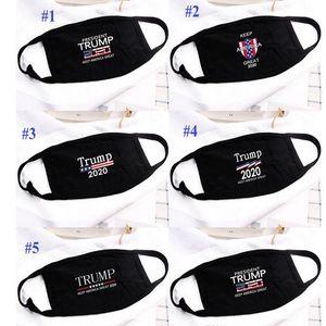 Donald Trump face Masks bulak rouska keep america great 2020 mask cotton Donald Trump designer beidiensport jmBXY