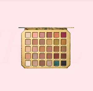 Dropshipping Newest Makeup Palette Eye shadow Natural 30colors Sex Lust eyeshadow Palette in stock with gift