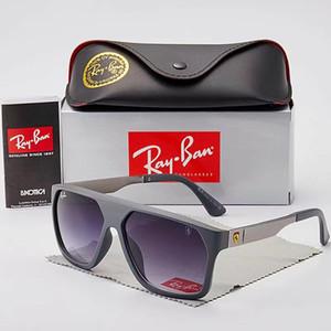 diseñador de la marca gafas de sol de las mujeres Gafas de Súper Integrado lente gafas de sol Mujer Hombres enormes anteojos de sol UV400 Oculos