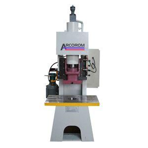 Y27Y 25Ton Turrent Punch Press Machine / CNC Hidráulica Punching Press para estampado de láminas de metal / C prensa de marco para piezas de hardware
