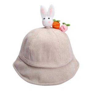 Sagace casquillo de los niños de las muchachas unisex padre-hijo invierno caliente pescador Sombreros Parasol de Protección Solar Cap damas cómodo suave sombrero