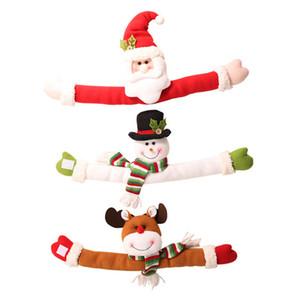 Arte del panno di Curtain ganci di Natale fai da te bella cortina Tieback bambola Bella Bandage Buckle Button Window Hanging