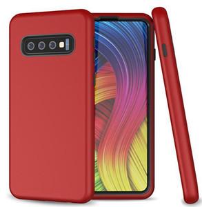 Caliente del diseño de silicona caso 3 en 1 Defender para Samsung A21 UE A01 A51 A71 de EE.UU. Hybird cubierta