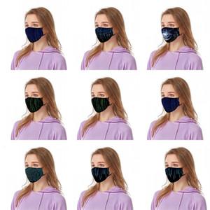 Codes Gesichtsmasken Wissenschaft und Technologie Feelings Mascarilla Waschbar Wiederverwendbare Breath Mascherine Mode Kinder Frauen Männer 6 47by C2