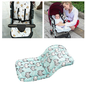 Soft Baby Diaper Pad Infant Stroller Cushion Accessories Cotton Pushchair Mat Mattress Car Seat Pad Baby Carriers Seat