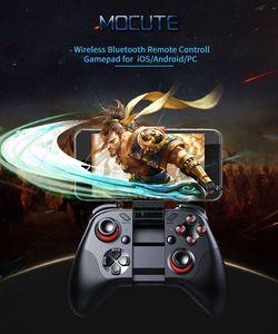 Mocute 054 053 050 Bluetooth Gamepad Joypad Android Manette sans fil Contrôleur Tablet intelligent VR TV Game Pad pour iOS PC Android
