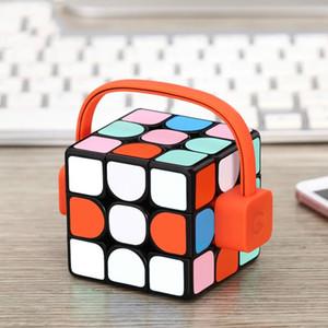 업데이트 된 버전 원래 핫 Giiker 슈퍼 매직 큐브 I3S 스마트 매직 자기 블루투스 APP 동기화 퍼즐 장난감 큐브