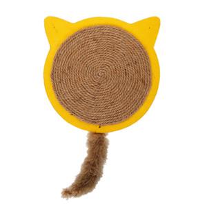 Pet Cat Kitten Scratch Mat Scratch Board pour Cat Scratch en mode Nuit