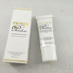 maquillage maquillaje de la marca PRIMED FOIELESS piel de la cara dmoothing base de la cartilla pour le semblante lissante 28g Base de Maquillaje Primer DHL