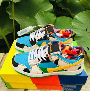 New SB Skateboard Shoes For Men Women Low Top Leather Casual Sports Shoes Outdoor Dunk Shoes Unisex Zapatos Sneakers Flats 36-44
