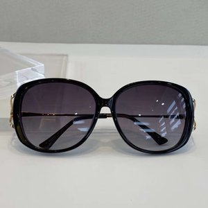 Black Gold Gradient Square Sunglasses 0649SK Women Fashion Sunglasses shades Sun Mask Shades New with case