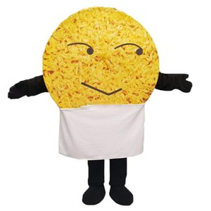 2019 NEWInstant noodles Mascot Costume Cartoon Real Photo