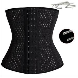 J1PNi cuatro estaciones Hollow mujeres de la correa abdominal postparto ropa de conformación de cuerpo de la correa abdominal corsé Yao Jia clip de sello de la cintura clip de cintura Womé