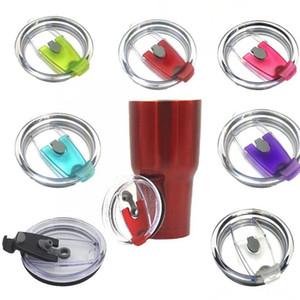 Respingo prova tampa do frasco tampa para 30 oz para 20 oz copo de substituição resistente Tampa Tampa Proof Para proteger Copos Lid KKA7743