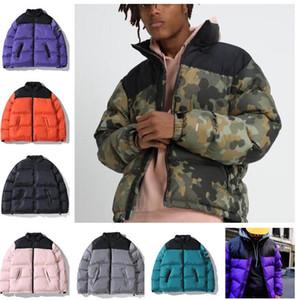 2019 vêtements en coton Designer de coton de neuf hommes broderie hommes haut veste manteau de sport de plein air de qualité 700 LoGO veste en duvet