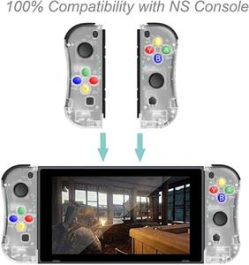 Wireless Joystick per Nintend switch controller JoyCon JoyCon Gamepad può essere utilizzato tramite wireless e Bluetoot