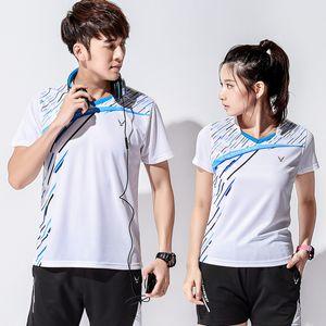 Summer NEW Badminton Shirts China National Team Women Man Breathable T-shirt Quick Dry Jersey ,Badminton shirt + shorts