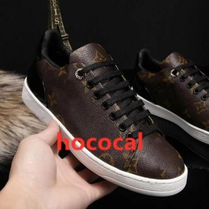 hococal Woman Sneaker Casual shoes 2019 Flat Trainers Best Quality sports shoes Trainers Best Quality shoes Size:35-41 by toy99 A07 13-22