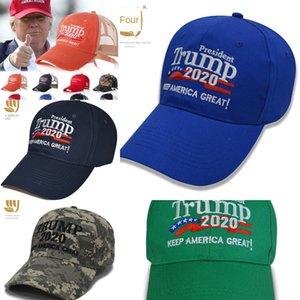 ntrLB Best Sale Embroidery Trump Red Make Baseball Great Again Donald Trump Baseball Caps Hats America Caps Adults Sports Hat Black & 2020