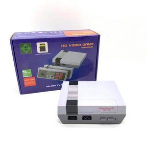 2019 Hot Speicher 600 HDMI Mini-TV-Spielkonsolen Modell Video Game Player für HD-Spielekonsole Geburtstag Weihnachten Weihnachtsgeschenk heißen Verkauf