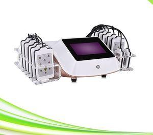 14 레이저 패드 차가운 레이저 치료 장치 zerona 레이저 lipolaser 슬리밍 기계