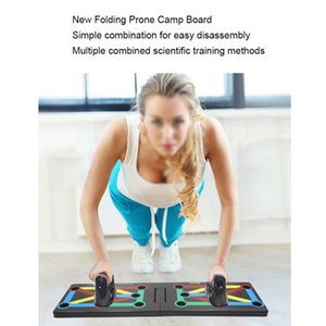 Push Up Rack Board Unisex Comprehensive Fitness Exercise Push-up Stands Body Building Training System Home Equipment