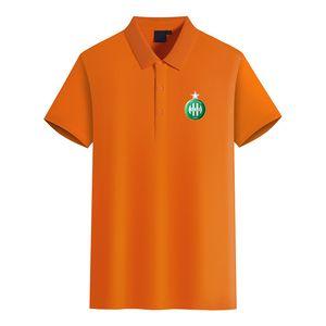 ASSE 2020 резвится короткий рукав мужских случайных лето новых рубашки поло большого размер может быть DIY модных мужского поло