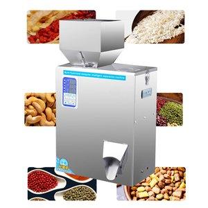 Macchina automatica di riempimento utilizzato per il granello di polvere fiore cibo grano macchina per l'imballaggio alimentare tè cat