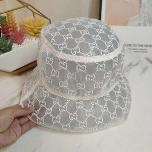 Shenzhen Industria Cap Nanyou alta calidad de Net versión salvaje rojo G Familia mismo tono sombrero doble GG metal Pescador sombrero