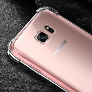 Airbag Phone Cases for Samsung Galaxy A10 A10s A20 A20s A30 A50s A60 A70s A10E A20E J2 J4 A20 Core Silicone Shockproof Cover