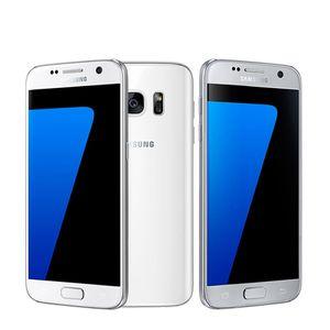 "Samsung Galaxy S7 Edge G935A G935T G935P G935V G935F 5.5"" Octa Core 4GB 32GB 12MP 4G LTE Unlocked Refurbished Phones"