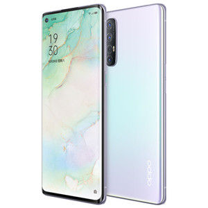 "Original Oppo Reno 3 Pro 5G LTE Cell Phone 12GB RAM 256GB ROM Snapdragon 765G Octa Core Android 6.5 "" Full Screen 48.0 MP Face ID Mobile Phone"