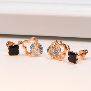 Orecchini europei e americani di moda Bonzer Diamante a mosaico Distintivi delicati Artigianato Lampadari Orecchini geometrici mai sbiaditi