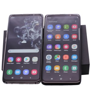 Full Screen Goophone S20 Ultra S20+ S10+ N10+ Android 10 In-Display Fingerprint Face ID 4 Camera Octa Core 5G Smartphone