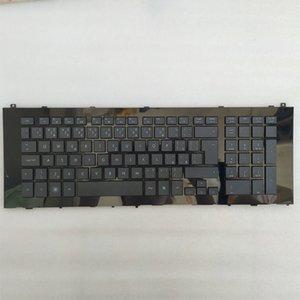 무료 배송!! 블랙 1PC 새로운 노트북 키보드 표준 HP 프로 북 4710s 4710 유럽 언어
