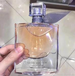 Fragrance Perfume clássico para a mulher Braand LC La Vie Est Belle L'Eau de Parfum perfume 75ml Spray de transporte livre de alta qualidade