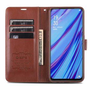 Pour OPPO F11 Pro Case Housse en cuir d'origine de couverture mince mince de luxe pour OPPO F11 Pro