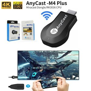 Anycast Chromecast 2 multiple M4 Plus TV stick Adapter Mini Android Chrome Cast HDMI WiFi Dongle 1080P DLNA Airplay