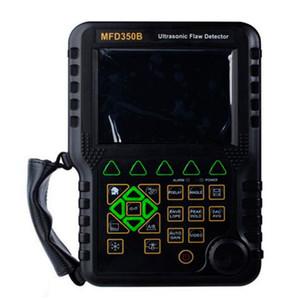 MFD350B numérique à ultrasons Détecteur NDT Équipement Flaw: 0 ~ 6000mm