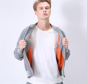 남성 자켓 패션 플러스 사이즈 야구 자켓 하이 스트리트 스포츠 비행 재킷 코트 디자이너 3M 반사