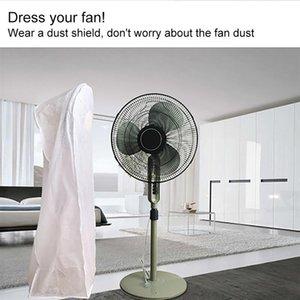 La poussière Cover Couverture de Stand Fan Cover-paquet Ventilateur poussière Bouclier Merchandising Merchandises ménagers