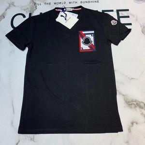 Camiseta de manga corta de hombre nuevo de verano 2019 ls4250132