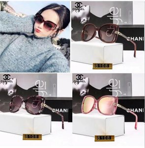 19ss Designer Luxury Qualtiy New Fashion Women Occhiali da sole senza montatura Vintage Metal Specchio di vetro spesso Occhiali da sole Stile stella di alta qualità 02