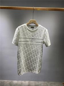 2020 new summer paris luxury designer mens T shirt Clothing man woman Tshirt oversize High Quality Casual short sleeve brand JADIOER 3.31