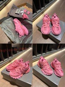 2020 new Women Casual Shoe Vintage Shoe progettista Lusso Flat Shoes Xshfbcl Classic Trainer Track Sneaker Tripler Shoe