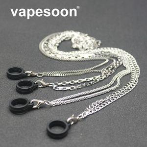 VapeSoon Vape Metal Lanyard Kette Halskette für VooPoo Renova Zero Pod Kit